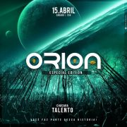 Orion III - 15/04/17 - Marília - SP