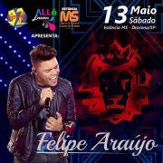 Felipe Araújo - 13/05/17 - Dracena - SP