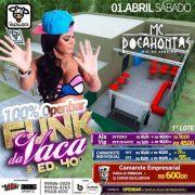 MC Pocahontas - 01/04/17 - Rio Branco - AC