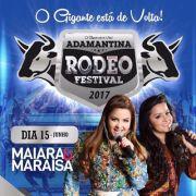 Maiara & Maraísa - 15/06/17 - Adamantina - SP