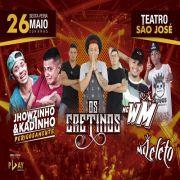 Os Cretinos - 26/05/17 - Piracicaba - SP