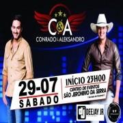 Conrado & Aleksandro - 29/07/17 - São Jerônimo da Serra - PR