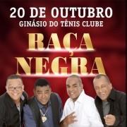 Raça Negra - 20/10/17 - Presidente Prudente -  SP