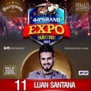Luan Santana - 11/08/17 - Bauru - SP