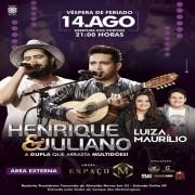 Henrique & Juliano - 14/08/17 - Jundiaí - SP