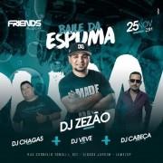 Baile da Espuma - 25/11/17 - Leme - SP