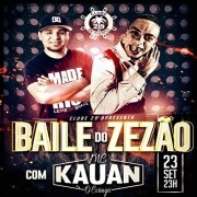 Baile do DJ Zezão com MC Kauan - 23/09/17 - Leme - SP