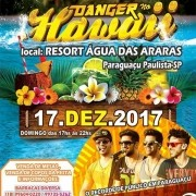 Danger no Hawaii com Oba Oba Samba House - 17/12/17 - Paraguaçu Paulista - SP