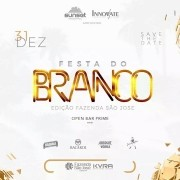 Festa do Branco - 31/12/17 - Itapira - SP