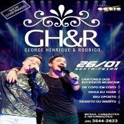 George Henrique & Rodrigo - 26/01/18 - Sorriso - MT