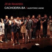 Grupo Nova Voz - 26/11/17 - Cachoeira - BA