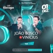 João Bosco & Vinícius - 01/12/17 - Leme - SP