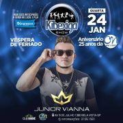 Junior Vianna - 24/01/17 - São Paulo - SP