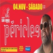 Péricles - 04/11/17 - São Paulo - SP