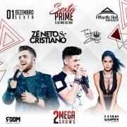 Sexta Prime - Zé Neto e Cristiano + Tati Zaqui - 01/12/17 - Pilar do Sul - SP