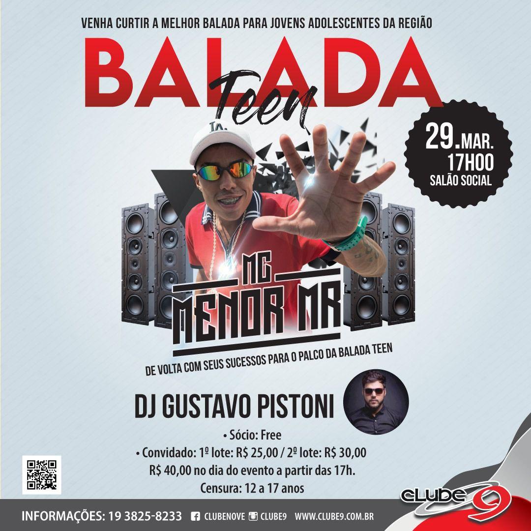 Balada Teen - 29/03/20 - Indaiatuba - SP