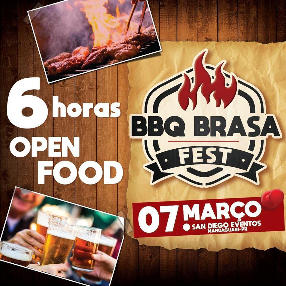 BBQ  Brasa Fest - 07/03/20 - Mandaguari - PR
