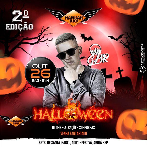 DJ GBR - 26/10/19 - Arujá - SP