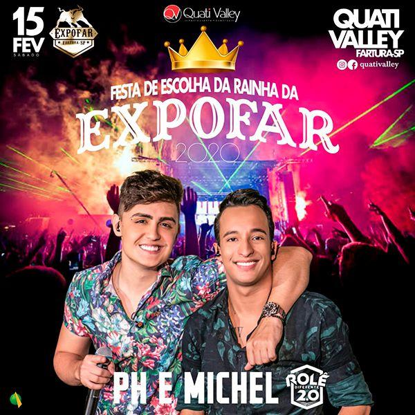 EXPOFAR - 15/02/20 - Fartura - SP