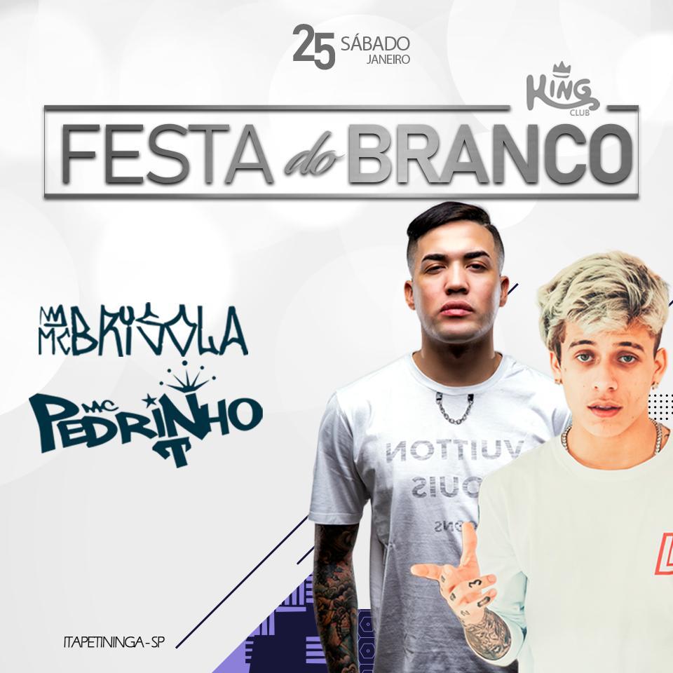 Festa do Branco - King Club - 25/01/20 - Itapetininga - SP