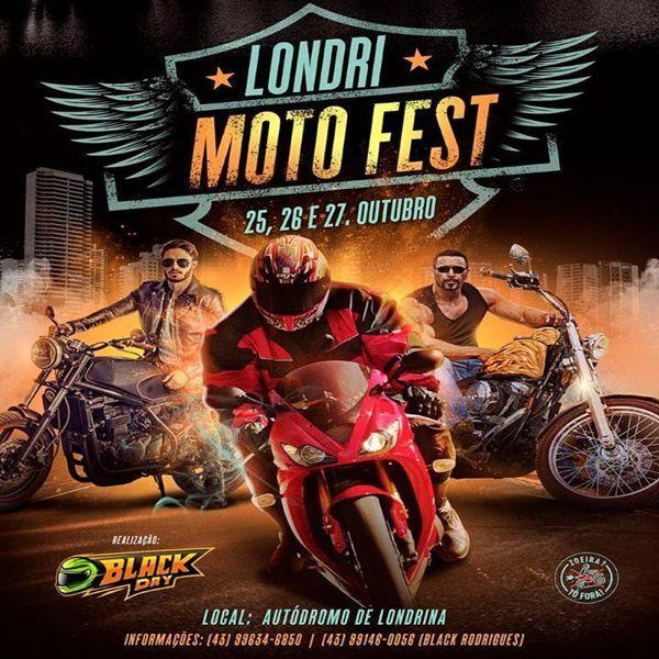Londri Moto Fest - 25/10/19 - Londrina - PR