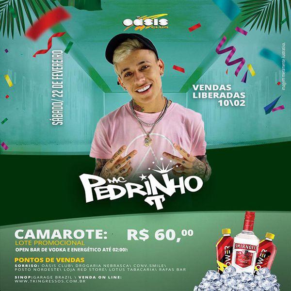 MC Pedrinho SRS - 22/02/20 - Sorriso - MT