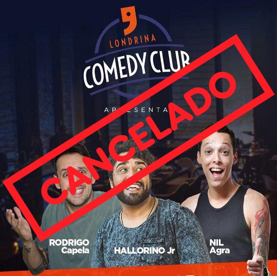 Stand Up Bar - 17/05/19 - Londrina - PR
