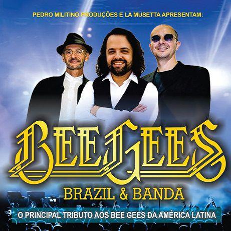 Tributo Bee Gees - 15/02/20 - Marília - SP