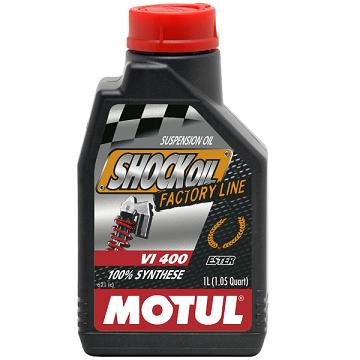 OLEO SUSP TRASEIRA SHOCK OIL FACT. 1L