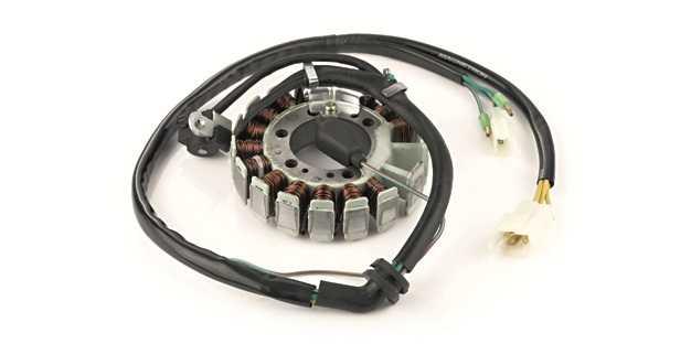 ESTATOR MAGNETRON - NX 350 1998 EM DIANTE