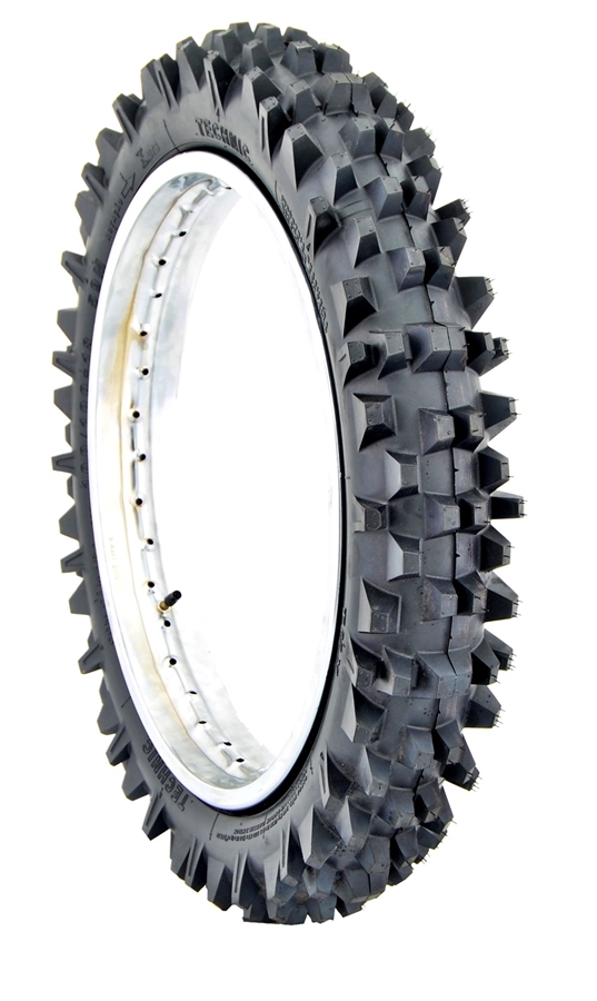 PNEU TECHNIC TRASEIRO 100/100X18 TMX CROSS - OFF ROAD / MOTOCROSS / ENDURO / CROSS