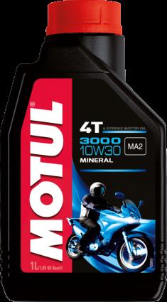 OLEO MOTUL MOTOR 4TPS 10W X 30 NOVO 3000