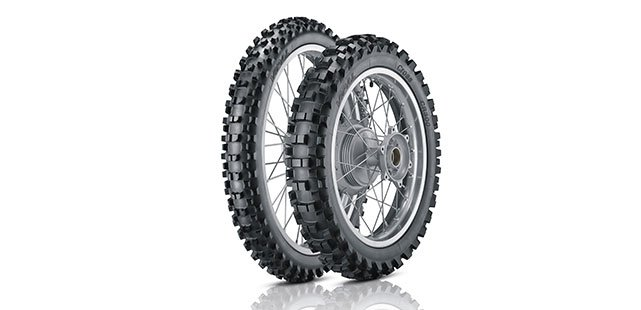 PNEU VIPAL TRASEIRO 90/90X18 CR300 - OFF ROAD / CROSS