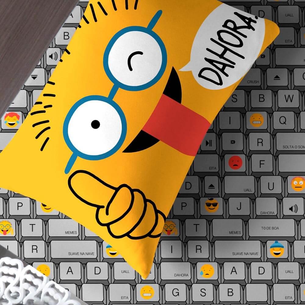 Jogo de Cama Portallar Solteiro 2 peças Malha Portal Joy Cyber