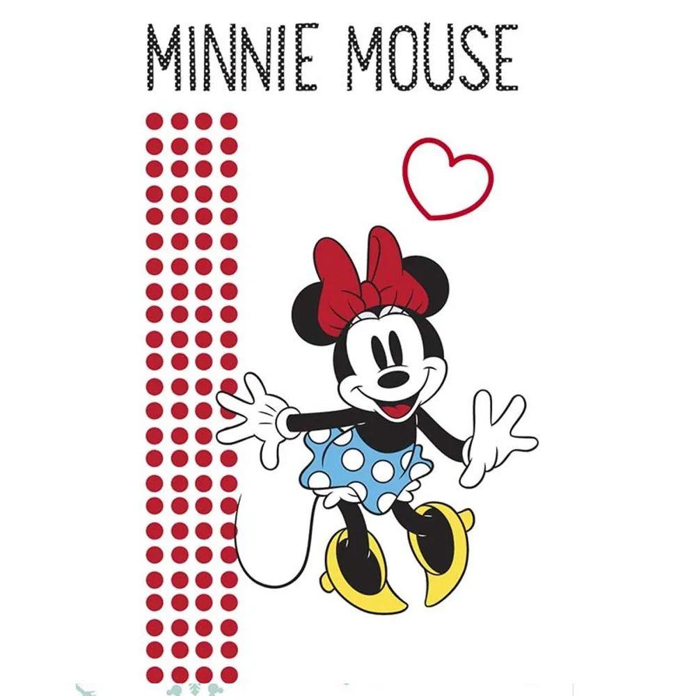 Pano de Copa Lepper Mickey e Minnie V