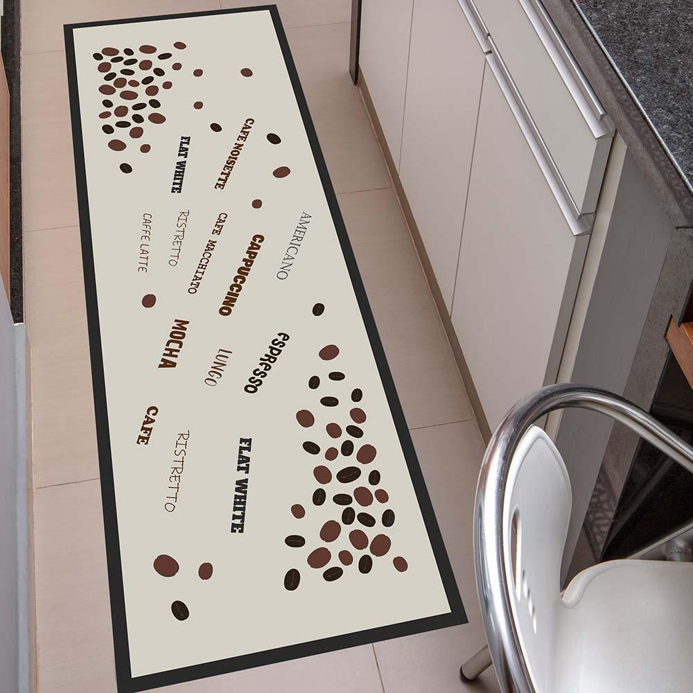 Passadeira de Cozinha Kacyumara 50x160cm Decore Café Joo
