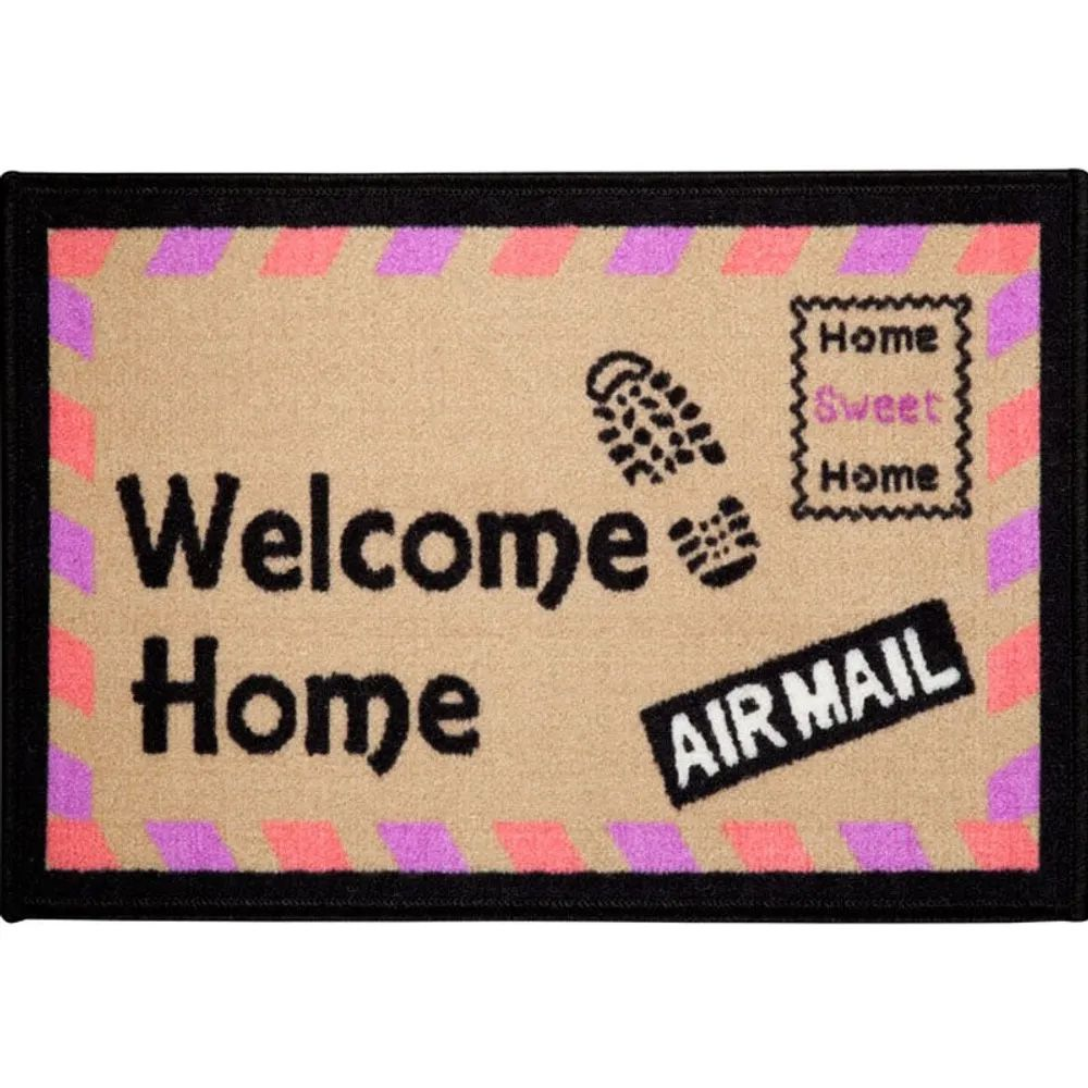 Tapete Corttex Color Art Happy Day Air Mail 40x60cm