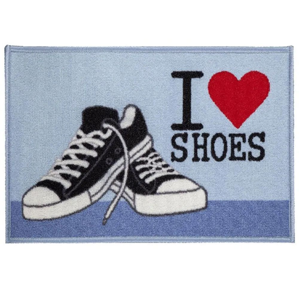 Tapete Corttex Color Art Happy Day Love Shoes 40x60cm
