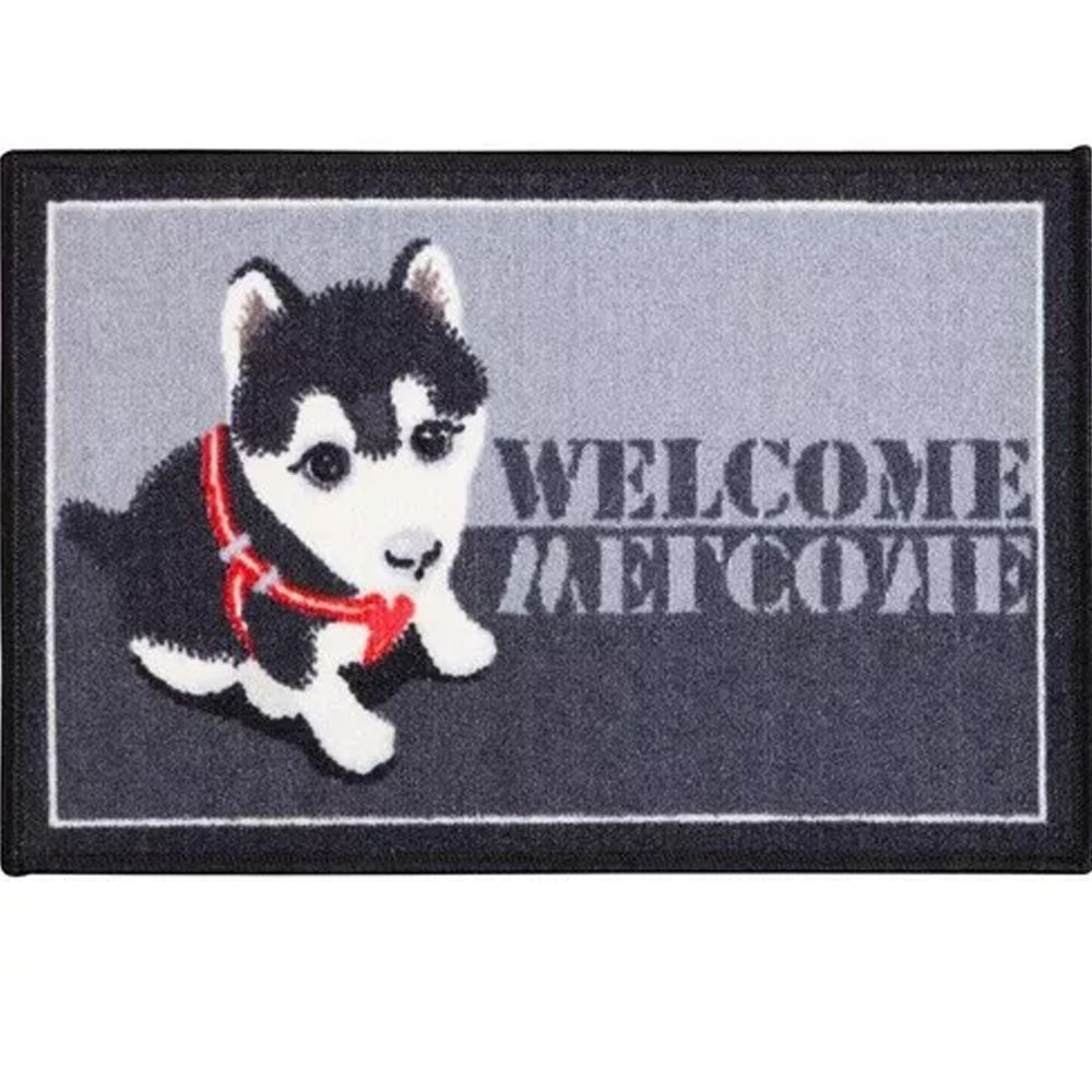 Tapete Corttex Color Art Pet Husky 40x60cm