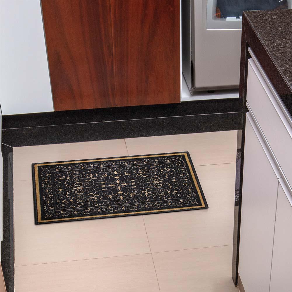 Tapete de Cozinha Kacyumara 45x65cm Decore Lomo
