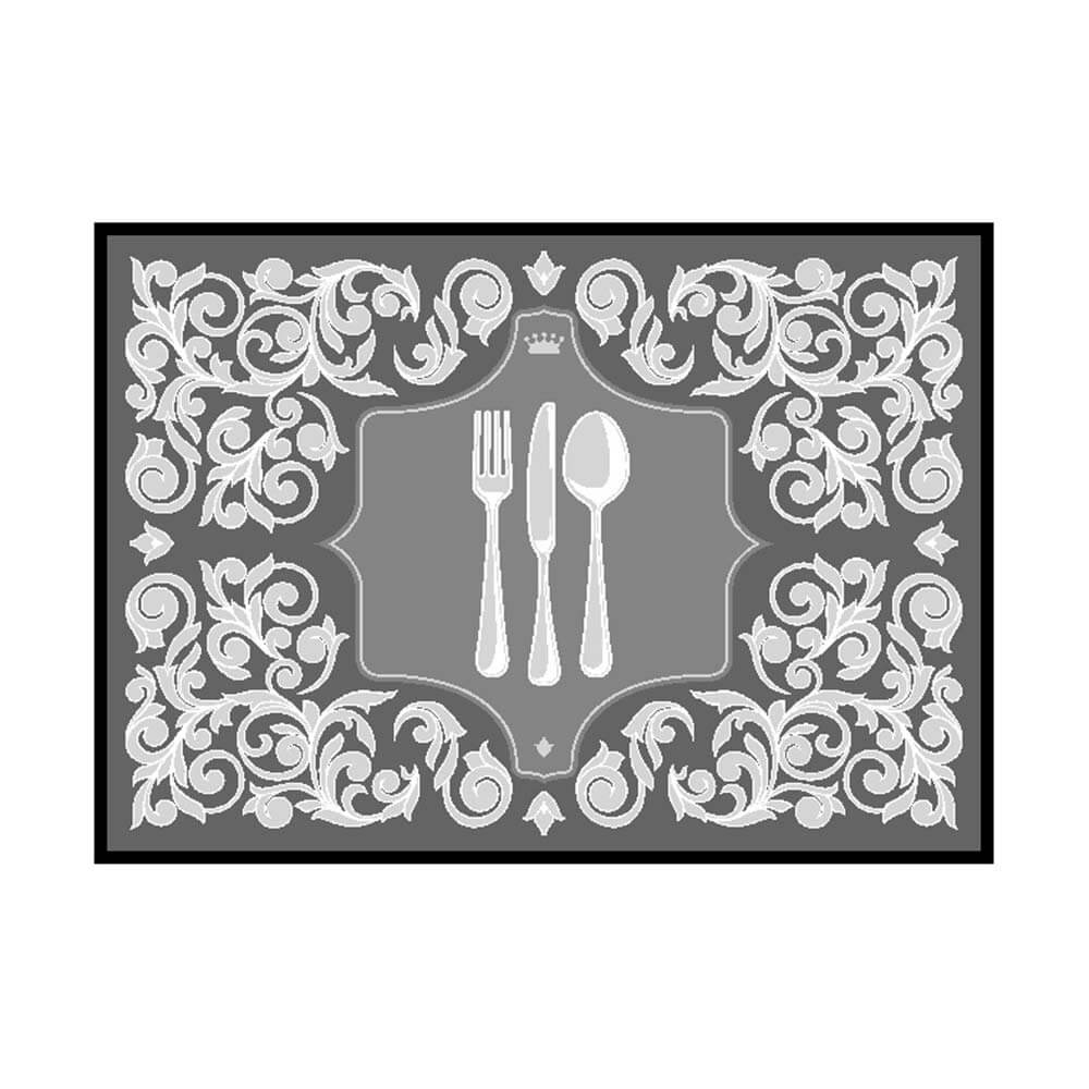 Tapete de Cozinha Kacyumara 50x70cm Decore Posat
