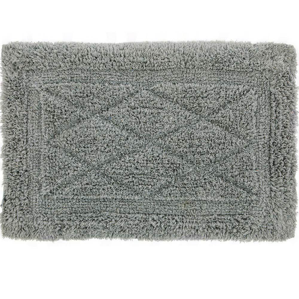 Tapete para Banheiro Corttex Home Design México Cinza