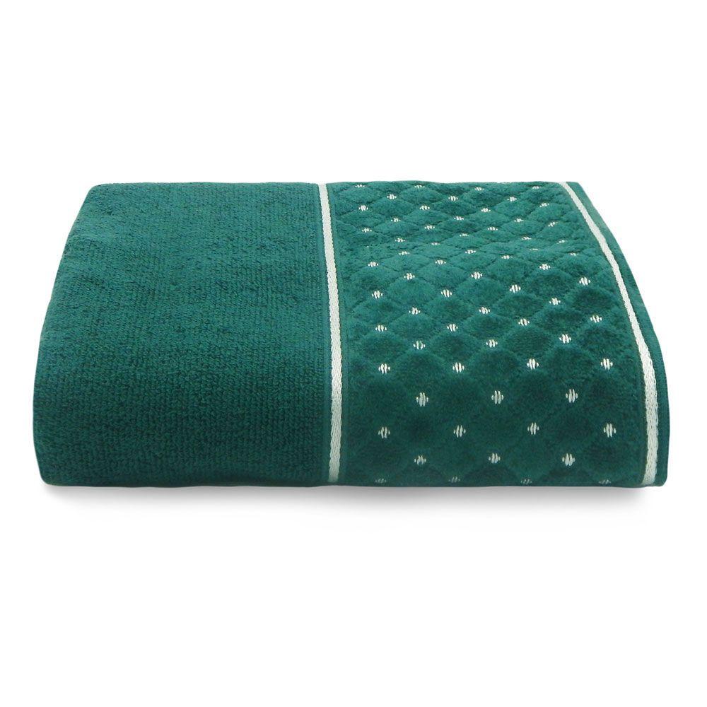 Toalha de Banho Appel Safira - Verde Retrô