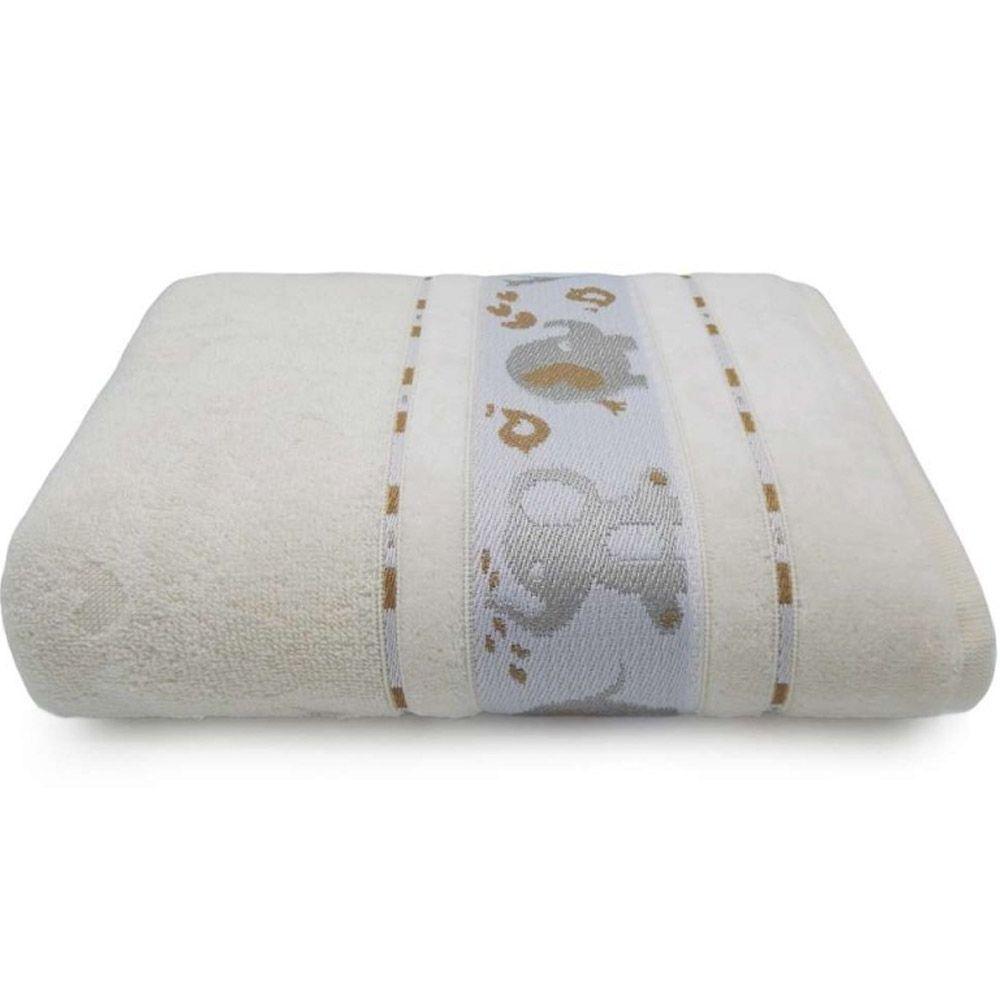 Toalha de Banho Appel Soft Baby - Pérola