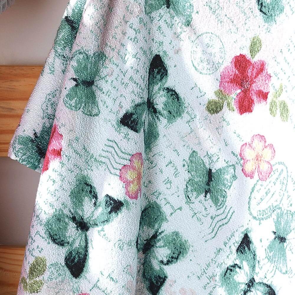 Toalha de Banho Dohler Prisma Florata