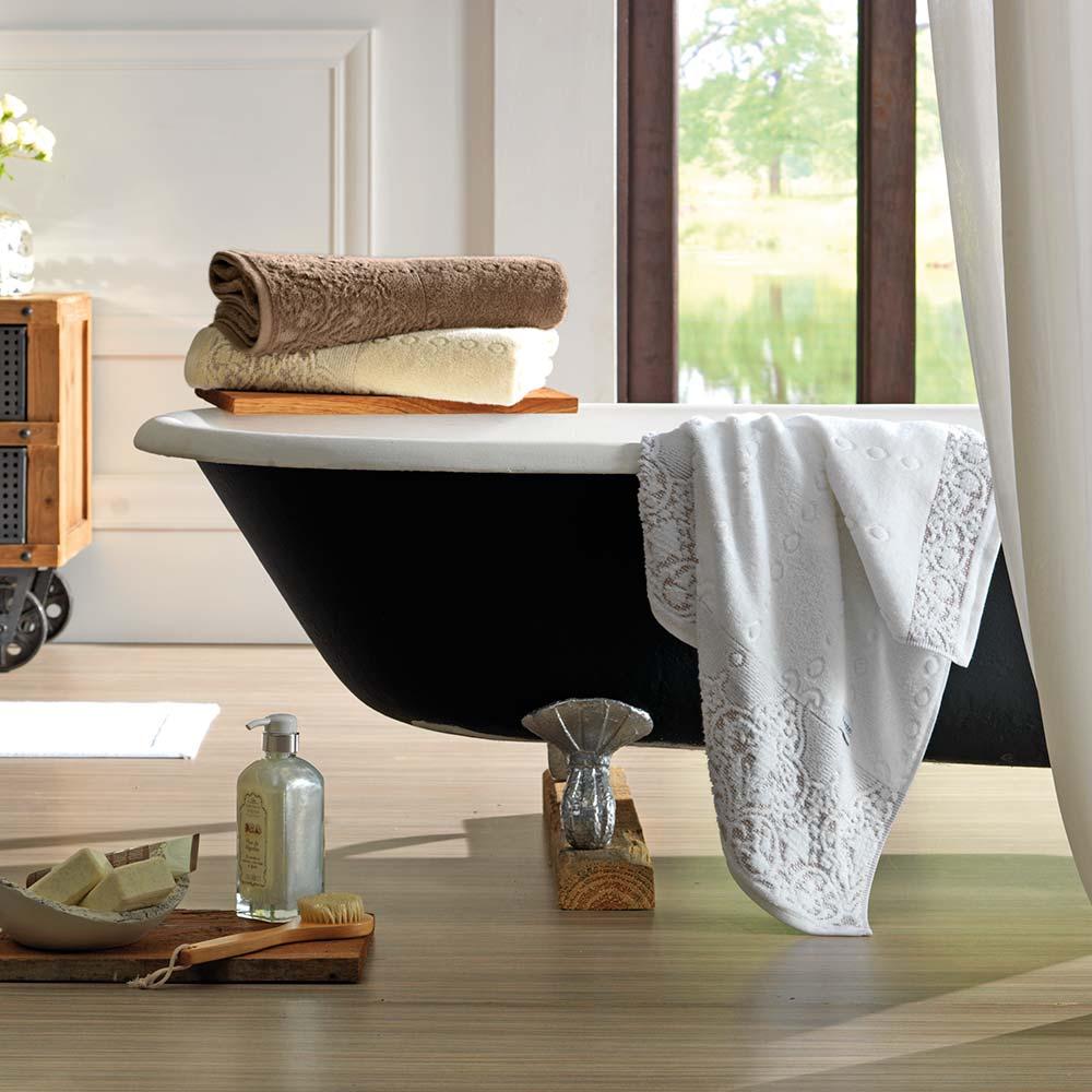 Toalha de Banho Karsten Versati Caprice