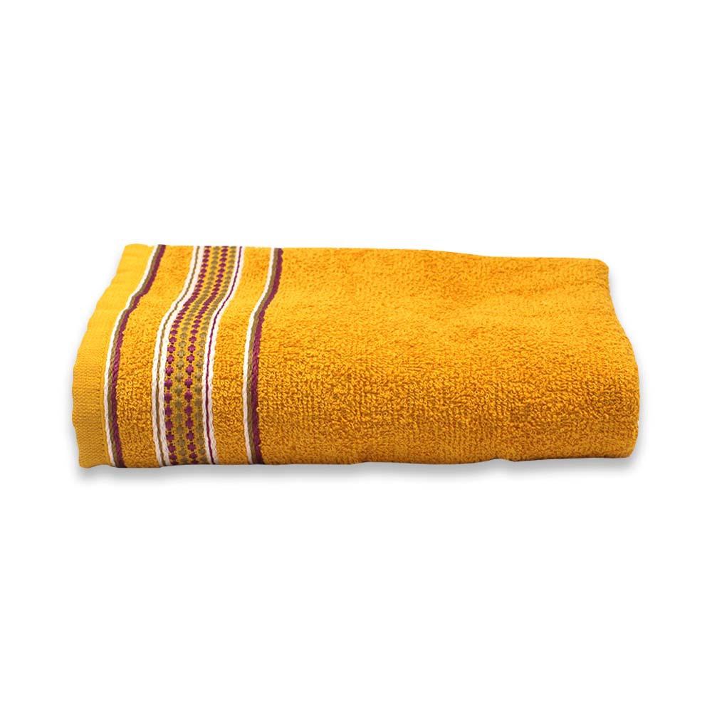 Toalha de Banho Lm Peter 75cmx120cm Criativa - Amarelo