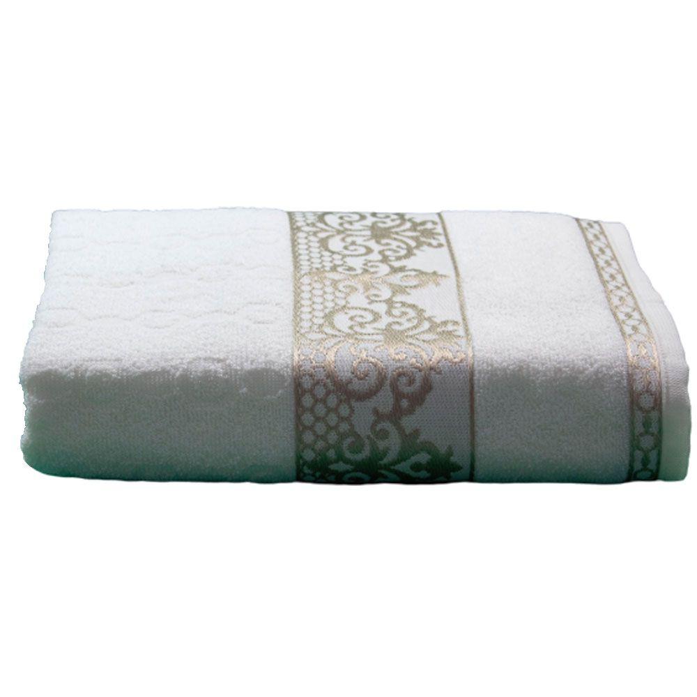 Toalha de Banho Lm Peter Ohana Branco