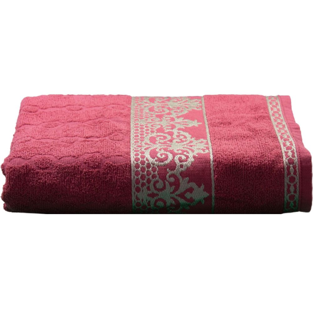 Toalha de Banho Lm Peter Ohana Terracota