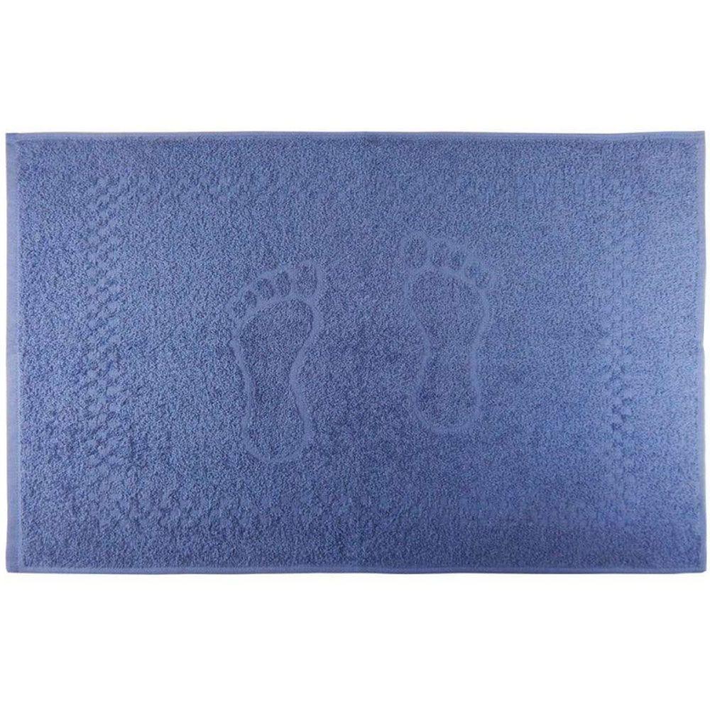 Toalha de Piso Appel Pezinho - Azul Infinity